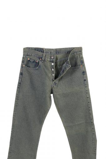 Vintage Levis 501 Jeans Red Label High Waist 32 in. Multi J4064-97626