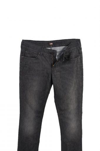 Vintage Lee Low Waist Jeans Amy Slim/Skinny 34 in. Black J4089-98206