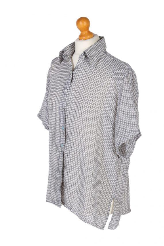 Vintage Phant Shirt Short Sleeve L Multi LB243-96792
