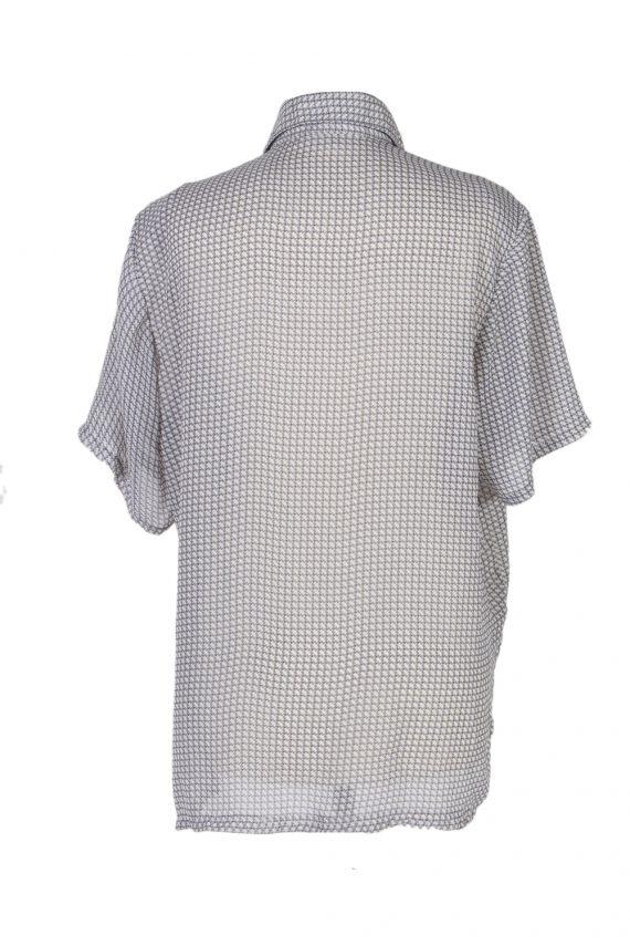 Vintage Phant Shirt Short Sleeve L Multi LB243-96793