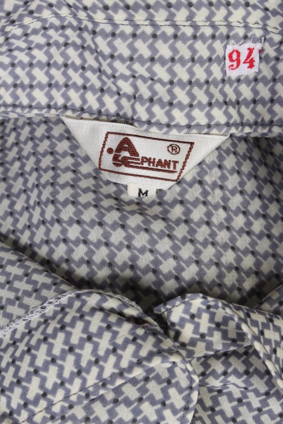 Vintage Phant Shirt Short Sleeve L Multi LB243-96794