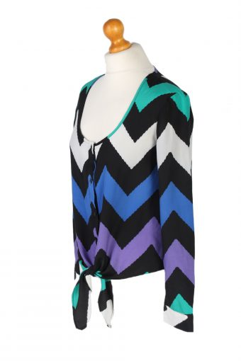 Vintage Liberty Love Blouses Long Sleeve M Multi LB260-96886