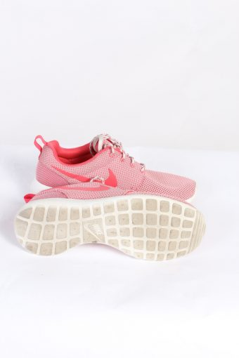 Vintage Nike Shoes Low Tops Running Low Tops N/A Pink S563-97706