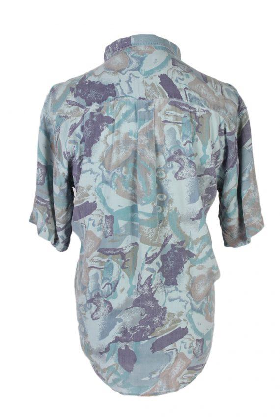 Vintage Trend Collection Designer Hawaiian Shirt L Multi SH3370-96717