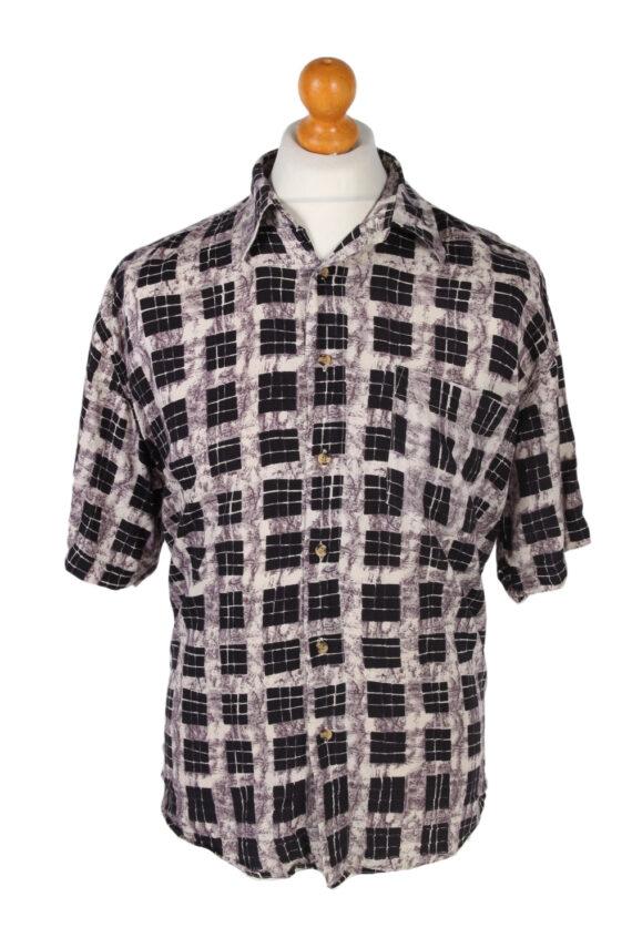 Vintage Gino Marconi Casual Wear Hawaiian Shirt L Multi SH3372-0