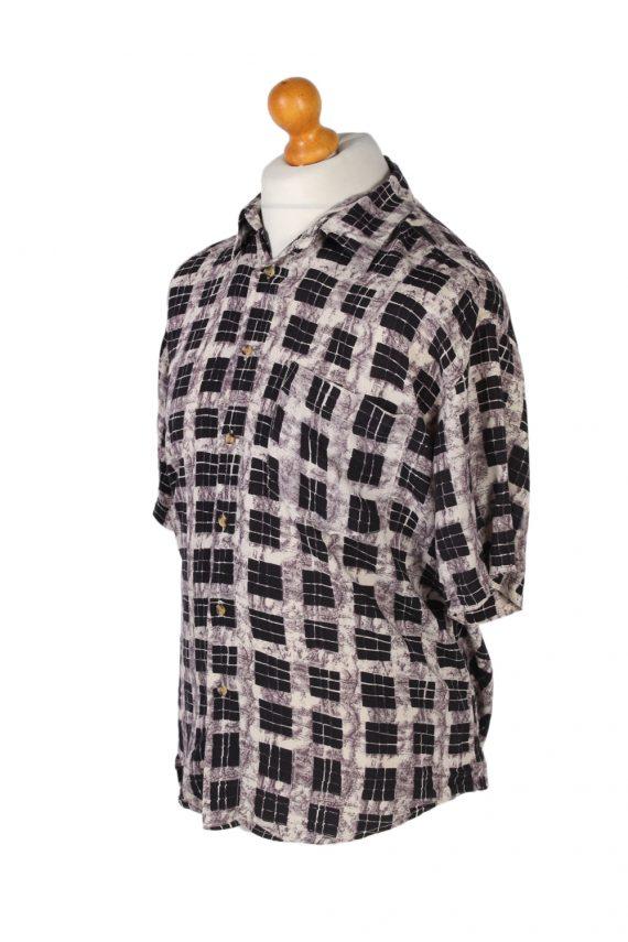 Vintage Gino Marconi Casual Wear Hawaiian Shirt L Multi SH3372-96724