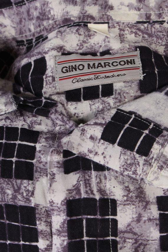 Vintage Gino Marconi Casual Wear Hawaiian Shirt L Multi SH3372-96726
