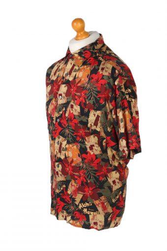 Vintage The Havanera Floral Printed Hawaiian Shirt L Multi SH3390-96648