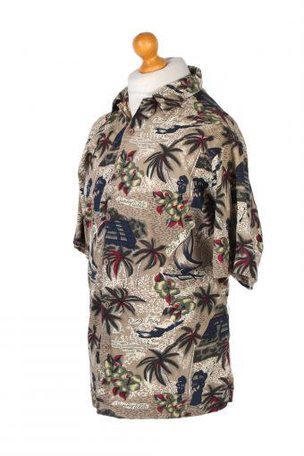 Vintage Angelo Litrico Kings Point Hawaiian Shirt L Multi SH3391-96652