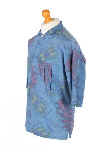 Vintage Messori Crazy Printed Hawaiian Shirt L Multi SH3411-97079
