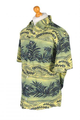 Vintage Cavori Floral Printed Hawaiian Shirt L Multi SH3418-97107
