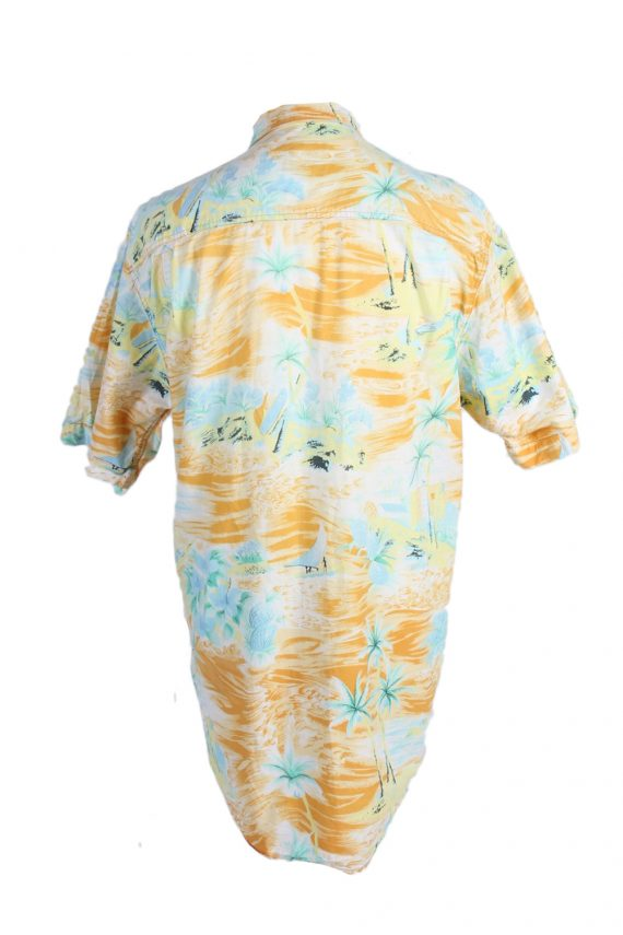 Vintage Hawaiian Shirt Via Cortesa Island Printed XL Multi SH3444-97975