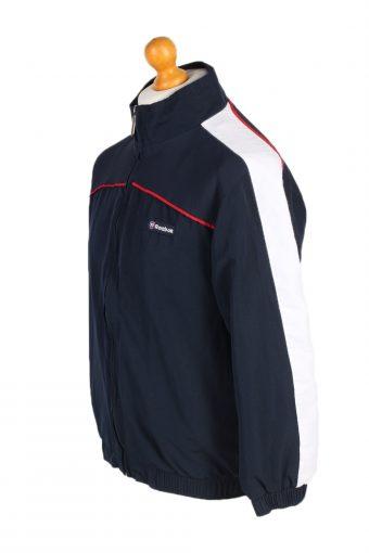 Vintage Reebok Tracksuits Top Shell Sportswear M Navy -SW2058-98416