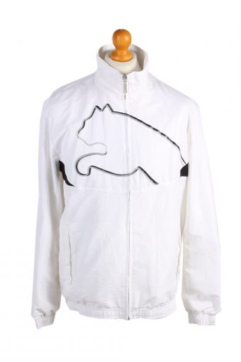 Puma Track Top Shell Sportlife Style White M