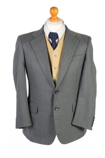 Burberry Blazer Jacket Grey M