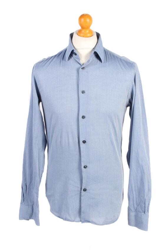 Vintage Calvin Klein Classic Smart Shirt S Navy SH3464-0