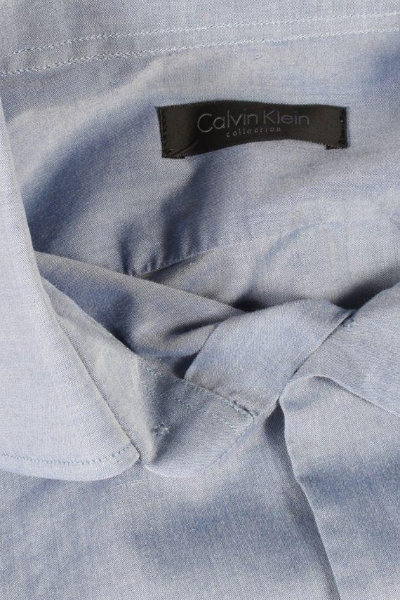 Vintage Calvin Klein Classic Smart Shirt S Navy SH3464-100007