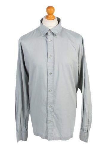 Levi's Shirt Long Sleeve 90s Grey XXL