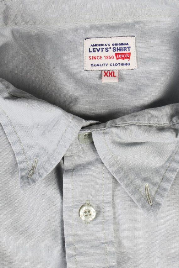 Vintage Levis America's Orginal Shirt XXL Grey SH3466-100015