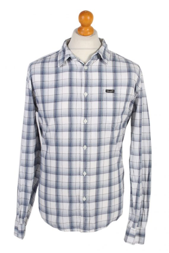 Vintage Wrangler Fashion Design Shirt XL Multi SH3479-0