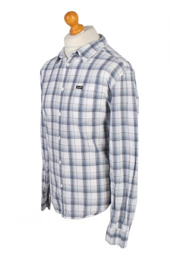 Vintage Wrangler Fashion Design Shirt XL Multi SH3479-100065