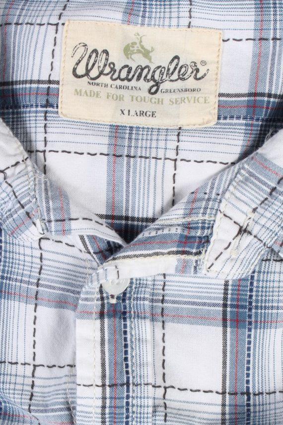 Vintage Wrangler Fashion Design Shirt XL Multi SH3479-100067