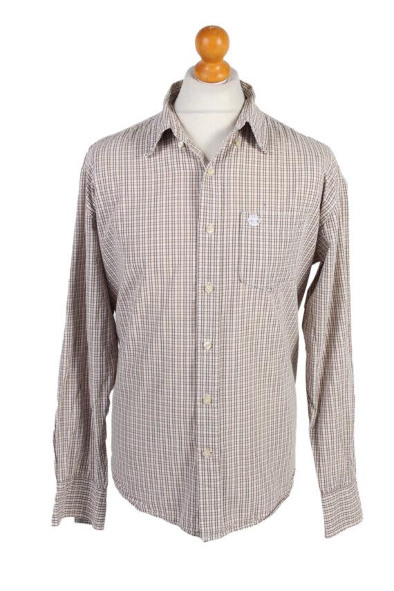 Vintage Timberland Classic Smart Shirt L Multi SH3480-0