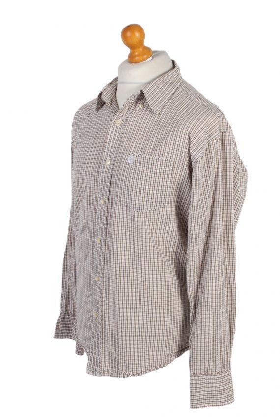 Vintage Timberland Classic Smart Shirt L Multi SH3480-100069