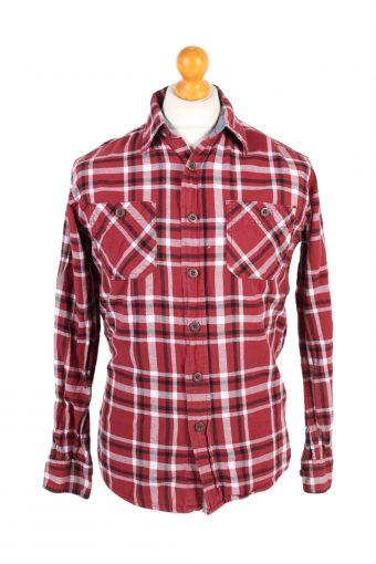 Wrangler Flannel Shirt Checkshirt Multi S