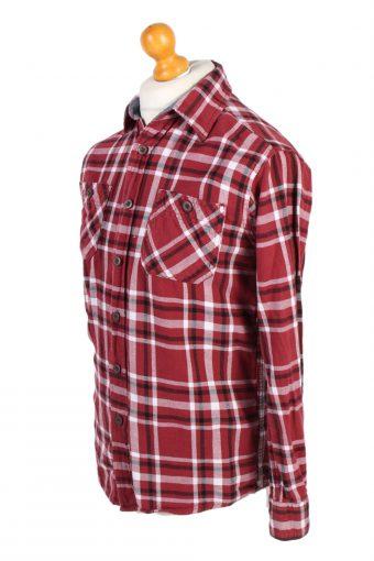Vintage Wrangler Flannel Shirt Printed Corduroy S Multi SH3500-100149
