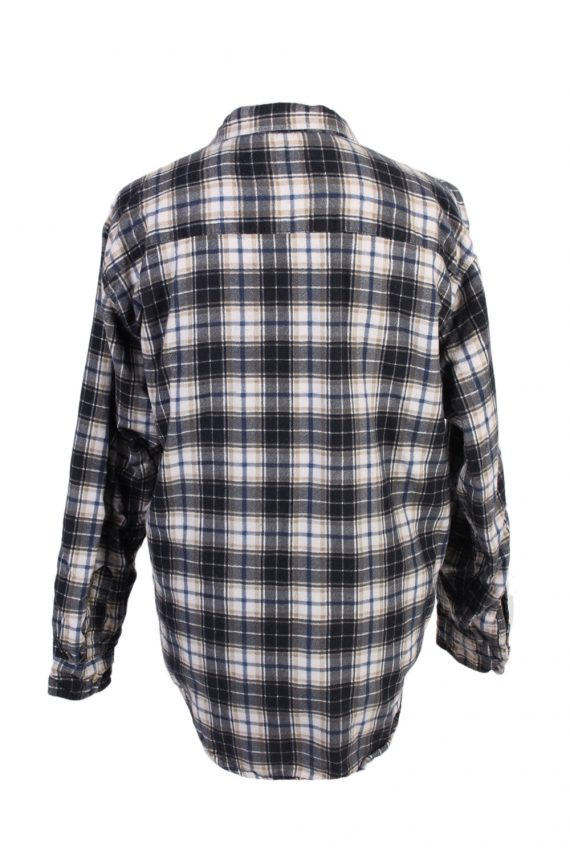 Vintage Flannel Lumberjack Check Shirt Tartan CLC Classics XL Multi SH3508-100182
