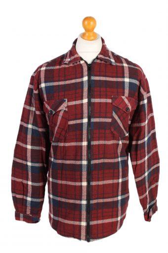Flannel Lumberjack Check Shirt Melville Multi M