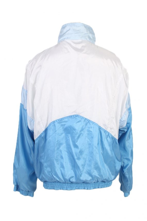 Vintage Tracksuits Set Sportswear Top Bottom M/L Turquoise -SW2079-99922