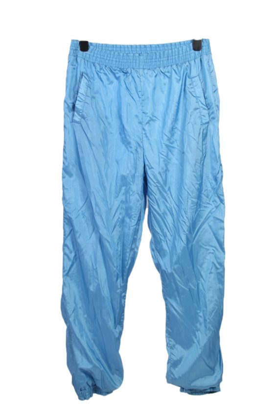 Vintage Tracksuits Set Sportswear Top Bottom M/L Turquoise -SW2079-99924