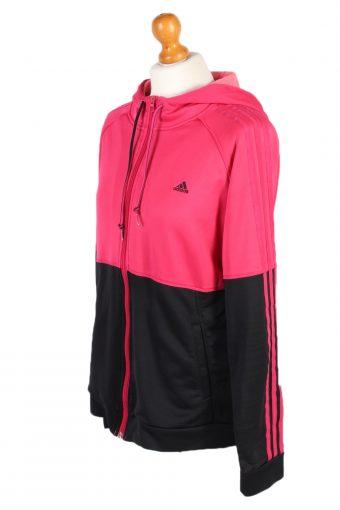 Vintage Adidas Tracksuits Top Three Stripes L Multi -SW2101-100467