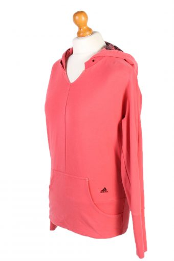 Vintage Adidas Tracksuits Top Clima 365 S Pink -SW2102-100471