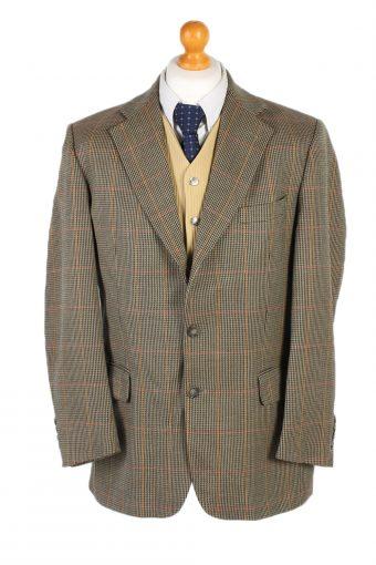 Burberry's Blazer Jacket Best Scrier Windowpane M