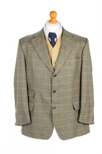 Burberry's Blazer Jacket Anson's Windowpane L