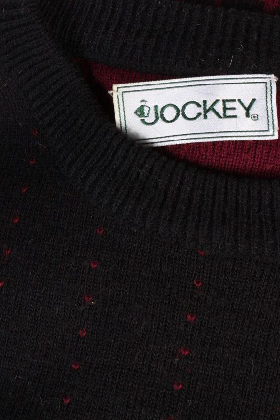 Cosby Jumper 90s Vintage Jockey Pullover XL Multi -IL1563-100835