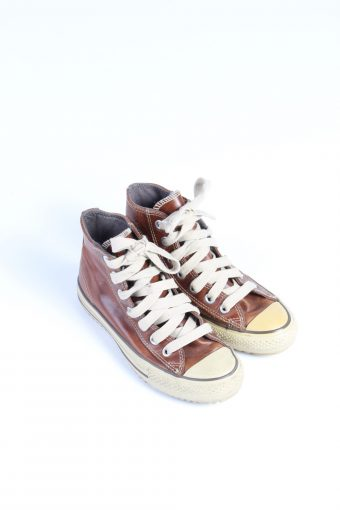 Vintage Converse Shoes All Star Low Tops UK 5.5 Multi