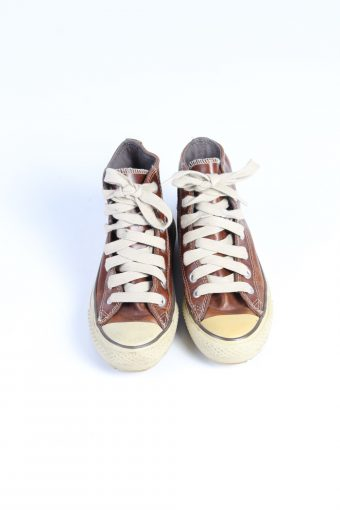 Vintage Converse Shoes All Star Low Tops UK 5.5 Multi S569-101400