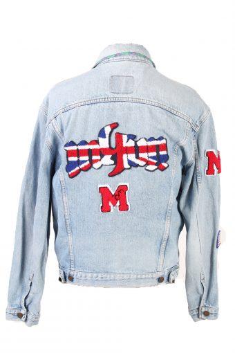 Levi's Denim Jacket Blue L