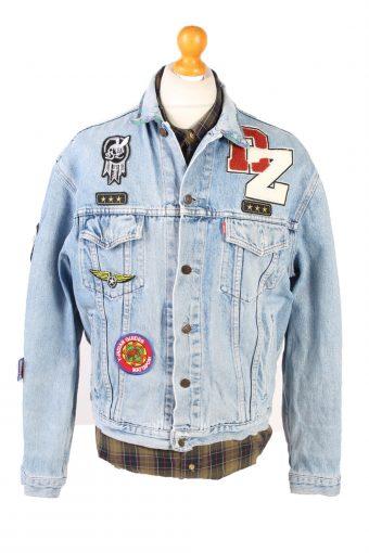Denim Jacket Levi's Vintage Blue L Blue -DJ1481-101829
