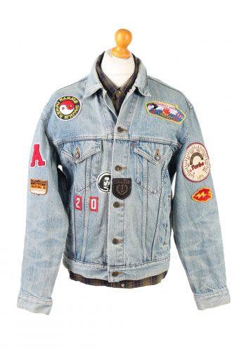 Vintage Levi's Denim Jacket Blue M Blue -DJ1483-101837