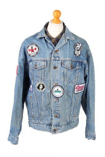 Levi's Denim Jacket London Blue L