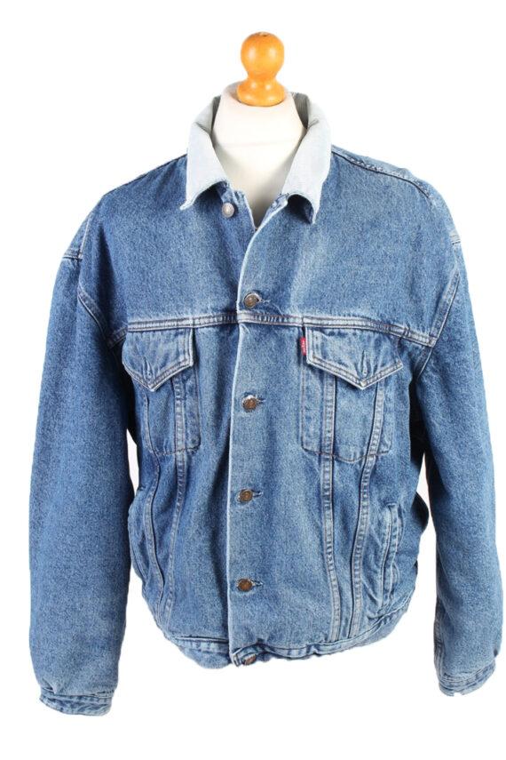 Vintage Levis Denim Jacket Blanket XL Blue -DJ1515-0