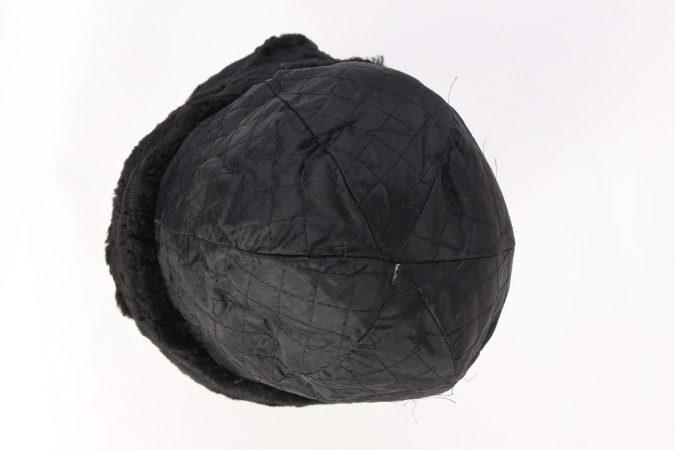 Vintage Fur Country Style Genuine Hat Black HAT257-102182