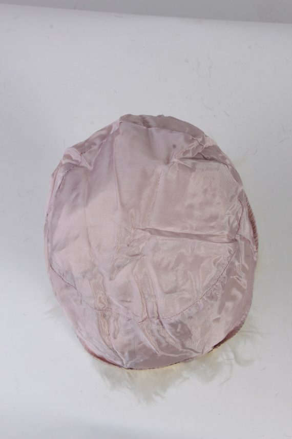 Vintage Fur Hat European Style Cossack White HAT385-103034