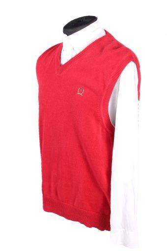 Vintage Jumper Tommy Hilfiger Sweater L Red -IL1622-103324
