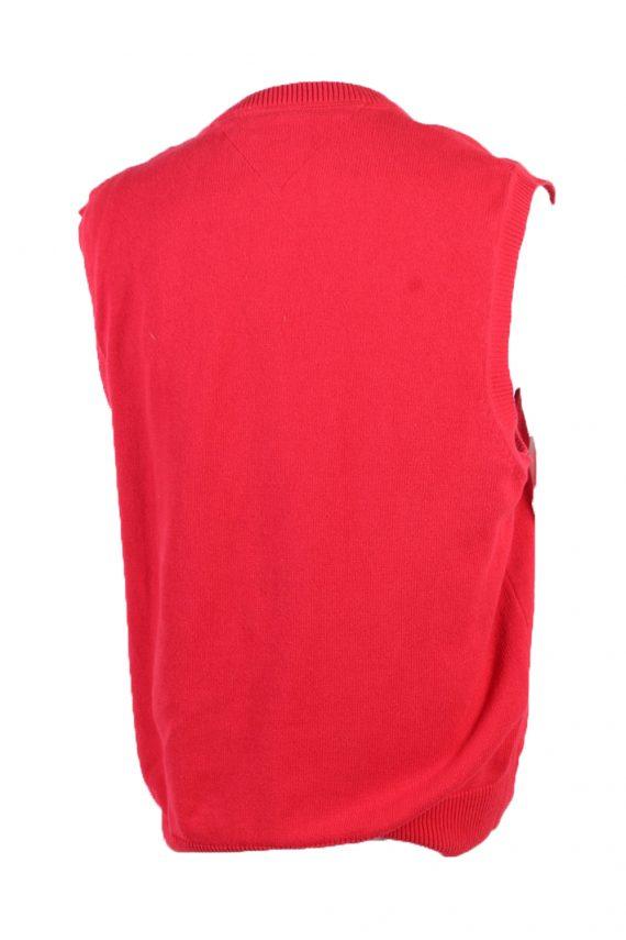 Vintage Jumper Tommy Hilfiger Sweater L Red -IL1622-103325
